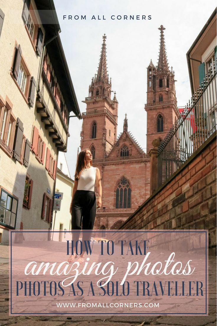 A solo traveller's guide to taking photos that'll help you commemorate all your incredible travels with photographs.