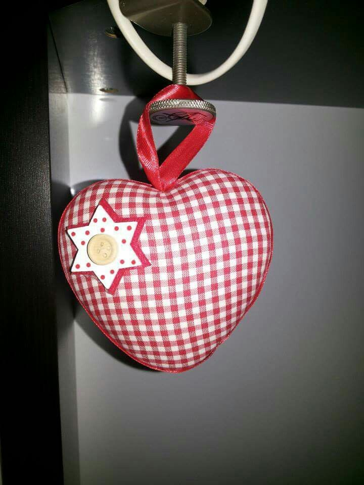 Cuore in patchwork