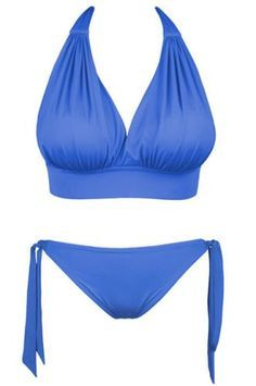 "Buy your tops and bottoms as separates. Finding bikini sets that fit properly on the top and bottom is easier said than done, according to Sorella swim designer Jessica Petersen.""Many women tell me that they are small-busted but have a very full frame everywhere else — and that all the swimsuits they try on are too big in the bust."" The reverse can also be true. ""I recommend shopping for a two-­piece swimsuit that is sold as separates. This gives women the flexibility to buy tops and bottoms…"