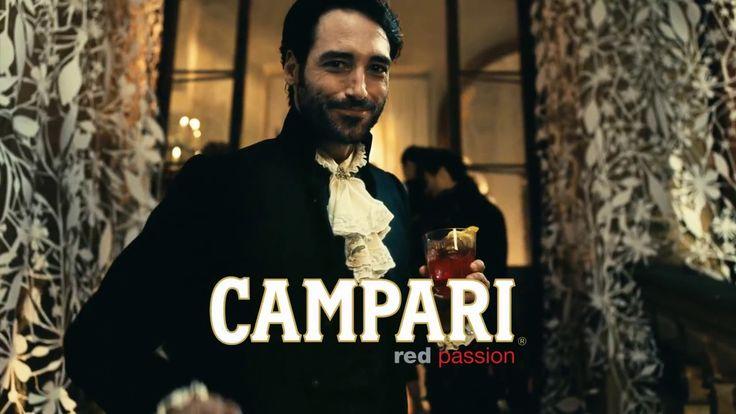 Viene ancora trasmesso spesso in televisione lo spot Campari Red Passion, che risale al novembre 2011. Con l'attore e modello Colin Branca.