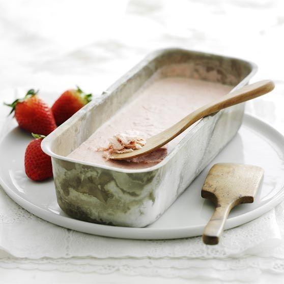 Rabarberparfait - Recept