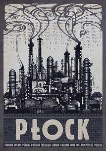Ryszard Kaja - Płock, Plakat promocyjny, Ryszard Kaja