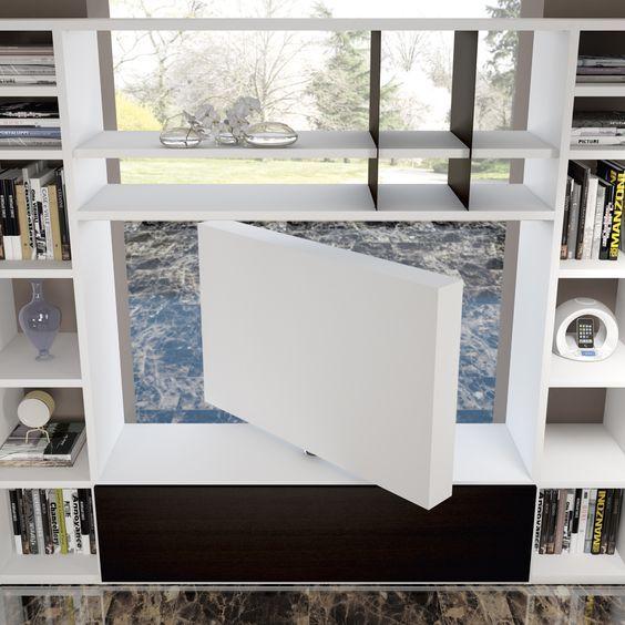 Porta Tv Girevole Ikea.Porta Tv Girevole Orientabile Free View 360 Mood Dettaglio