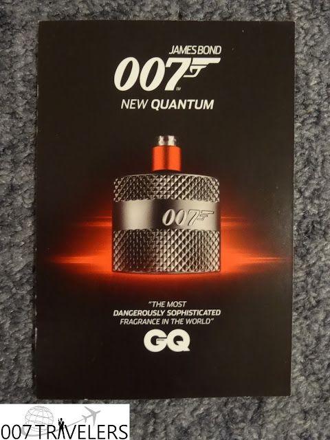 007 TRAVELERS: 007 Item: 007 Fragrances: Quantum