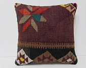handmade pillow cover 18 extra large throw pillow retro fabric boho pillow cover boho chic fabric accent pillow cover geometric pillow 25252