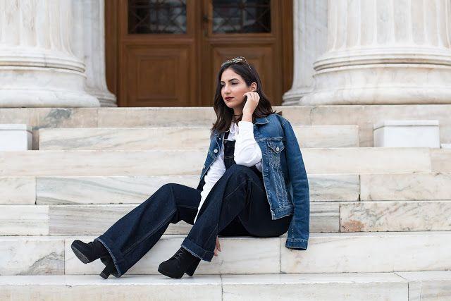 Back to the denim years   Study About Fashion - by Alexandra Alexandridou