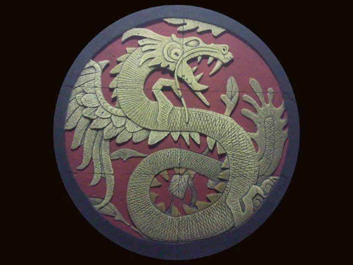 relief dragon tabalkon sanat evi wall plaque wall art kabartma ejderha duvar pano