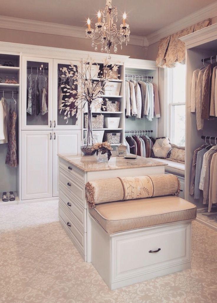 new closet room inspiration