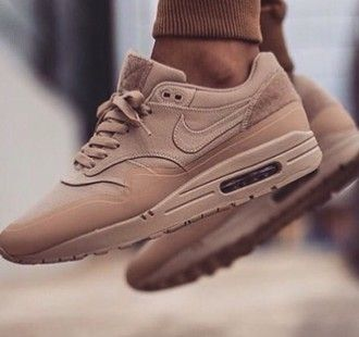 suede sneakers camel shoes camel nude shoes fall accessories nike sneakers nike air max shoes sneakers