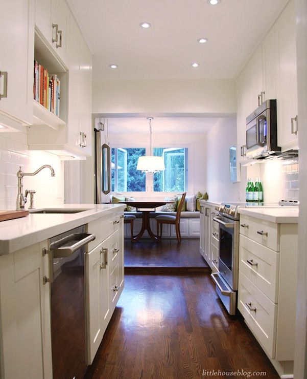 Gray Galley Kitchen: 17 Best Images About Classic Kitchen Style On Pinterest