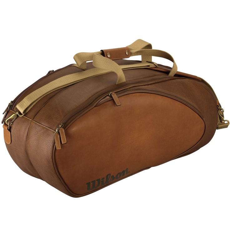 Wilson Limited Edition Retro 6er Racket Bag