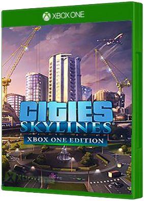 Xbox One DLC Added: Cities: Skylines - Snowfall