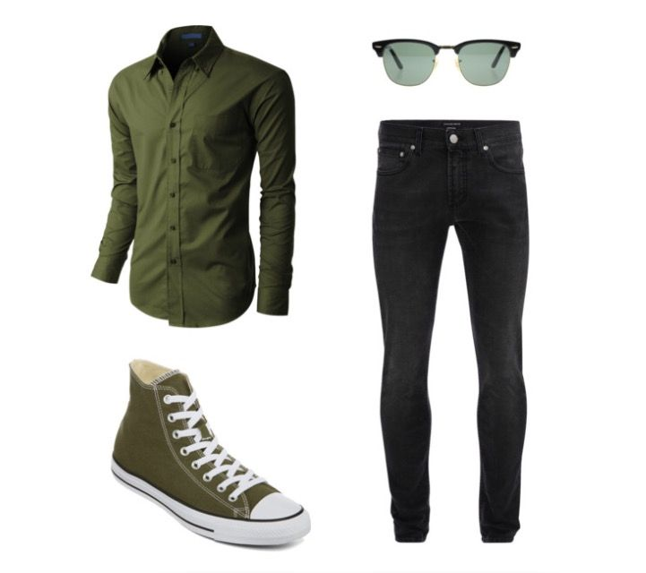 Spring outfit for men. Check out Polyvore app for more outfit ideas.