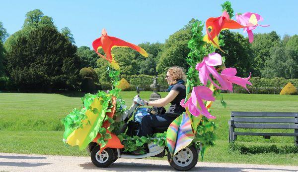 Mobility scooter user needed for Nottingham Carnival