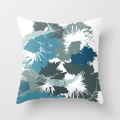 Bloom Throw Pillow by Braven - $20.00