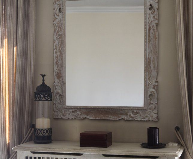 Photo Deco : Salon  Blanc  Classique   Appartement Classique