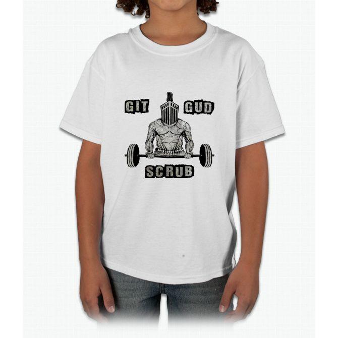 git gud scrub Young T-Shirt