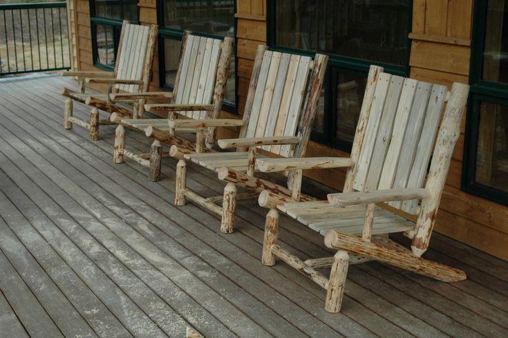 Custom woodworking! Log, industrial, and modern furniture. Custom ...