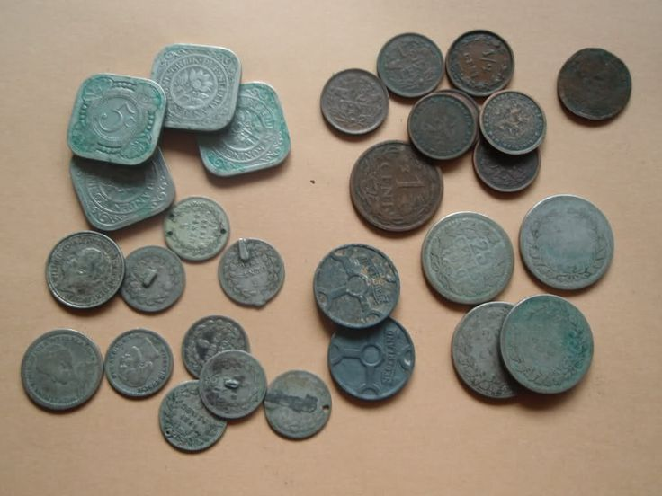 Dating egyptische munten