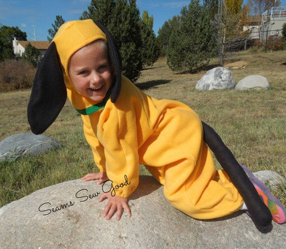 Pluto Costume for Toddlers