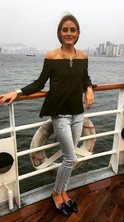 The Olivia Palermo Lookbook : Olivia Palermo In Japan