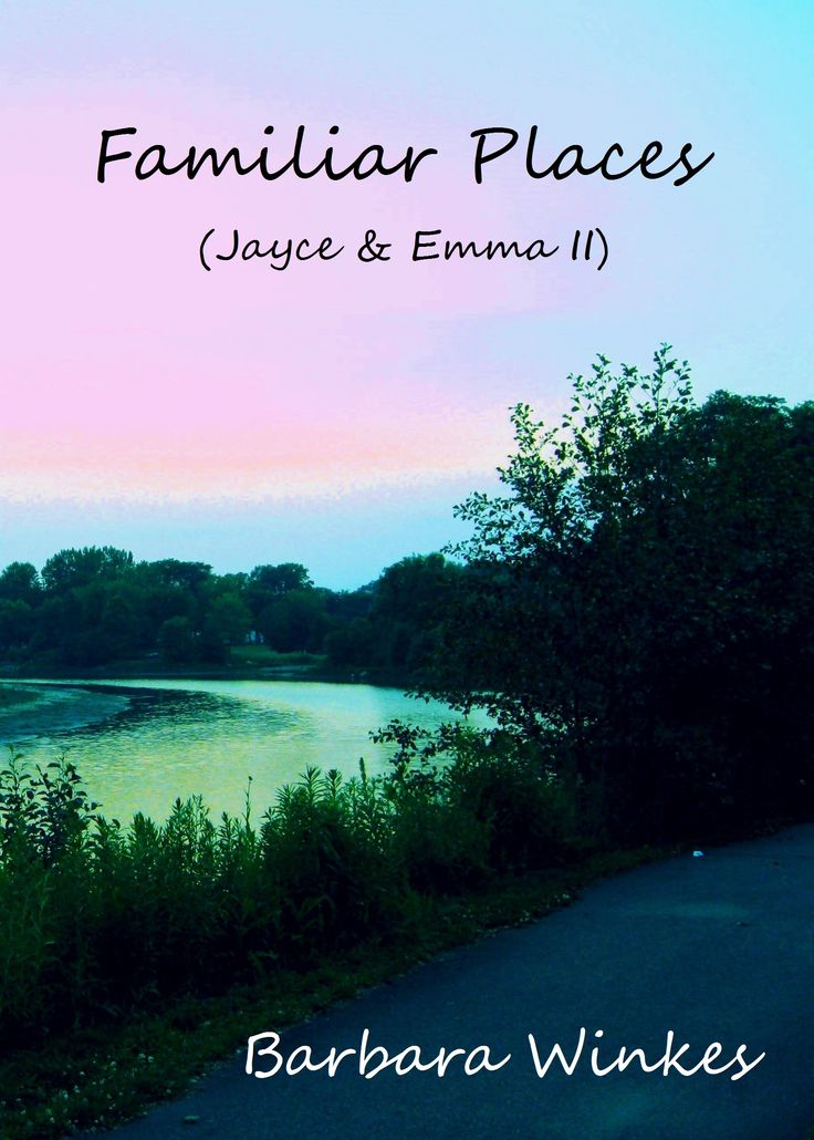 Familiar Places (Jayce & Emma II) Coming May 7th.