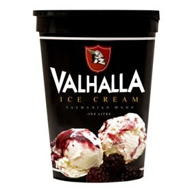 valhalla icecream