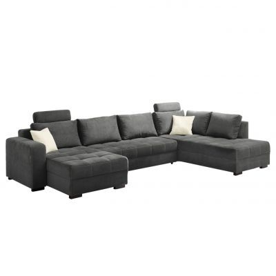 wohnlandschaften xxl bigsofas in u form online bestellen home24 m bel pinterest. Black Bedroom Furniture Sets. Home Design Ideas