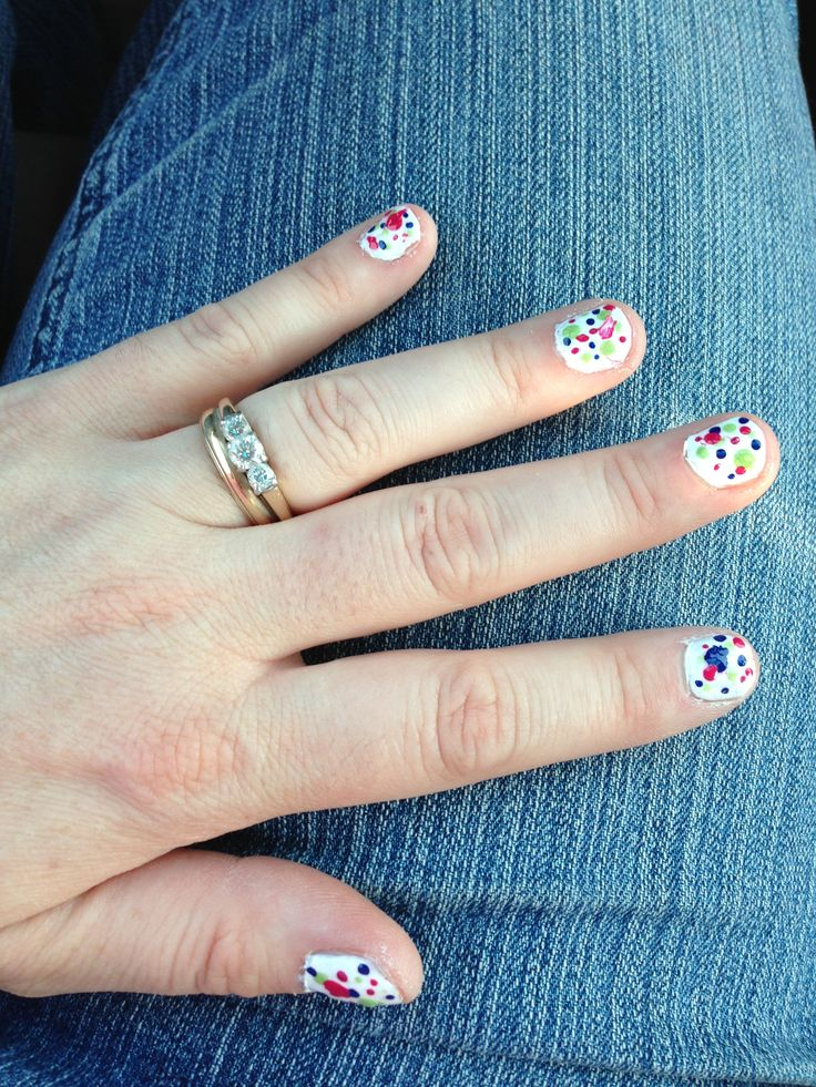 Thirty One National Conference Nails!