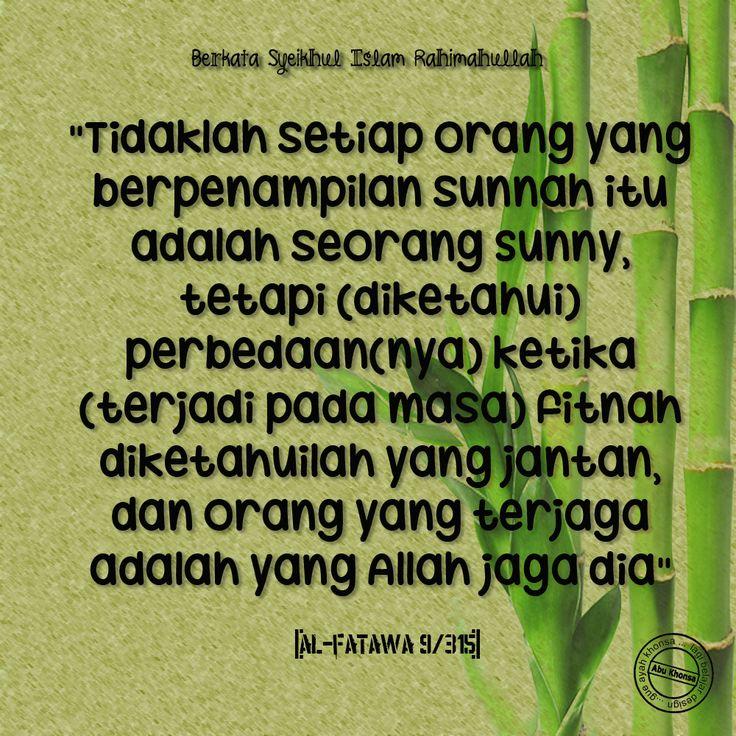 Perkataan Syaikhul Islam Ibnu Taimiyah