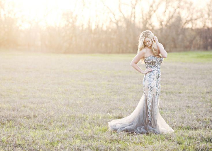 Senior Tori (Prom Dress Senior Portraits)