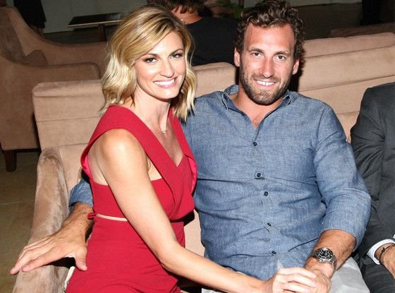 Erin Andrews and Jarret Stoll Make First Public Appearance Together Since He Cut Drug Plea Deal  Erin Andrews, Jarret Stoll