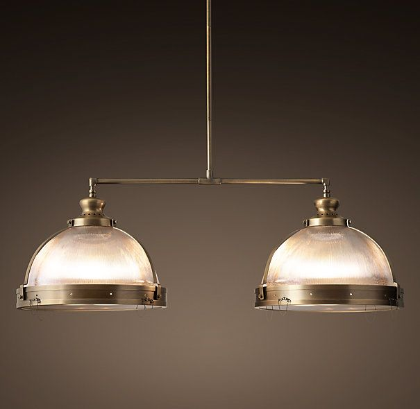 New kitchen island pendants clemson prismatic double pendant