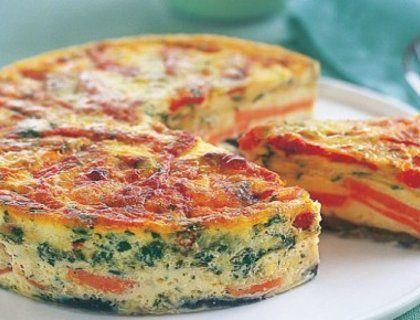 Фриттата – итальянский завтрак! Вкусный завтрак!