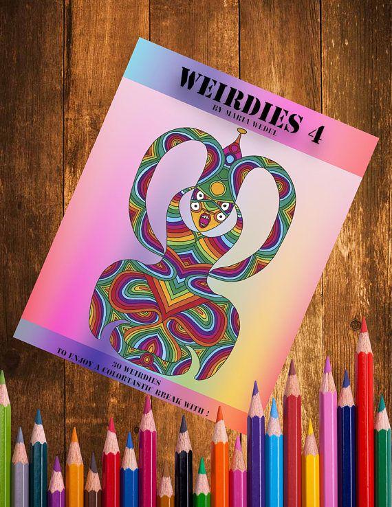 Weirdies 4