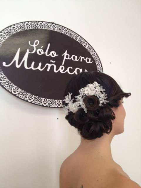 Peinados de novia <3