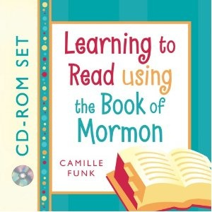 Learning to Read Using the Book of Mormon By Camille Funk: Camil Funk, For Kids, Church, Teaching Kids Book Of Mormons, Learning To Reading, Children, Band Aid, Camille Funk, 1 5 25