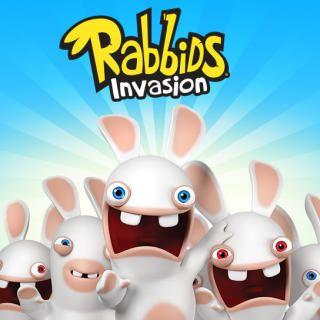 Nickelodeon - Show Hub - Rabbids Invasion
