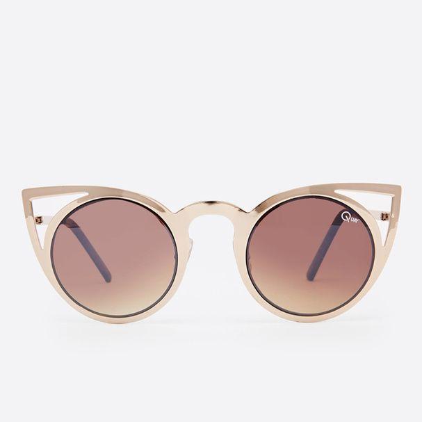 Cat's eyes : 10 paires de lunettes (très) rétro pour finir l'été | Glamour