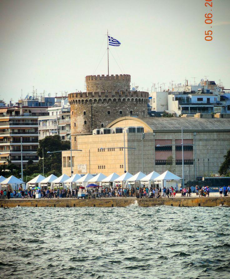 Λευκός Πύργος Θεσσαλονίκη -White Tower Thessaloniki