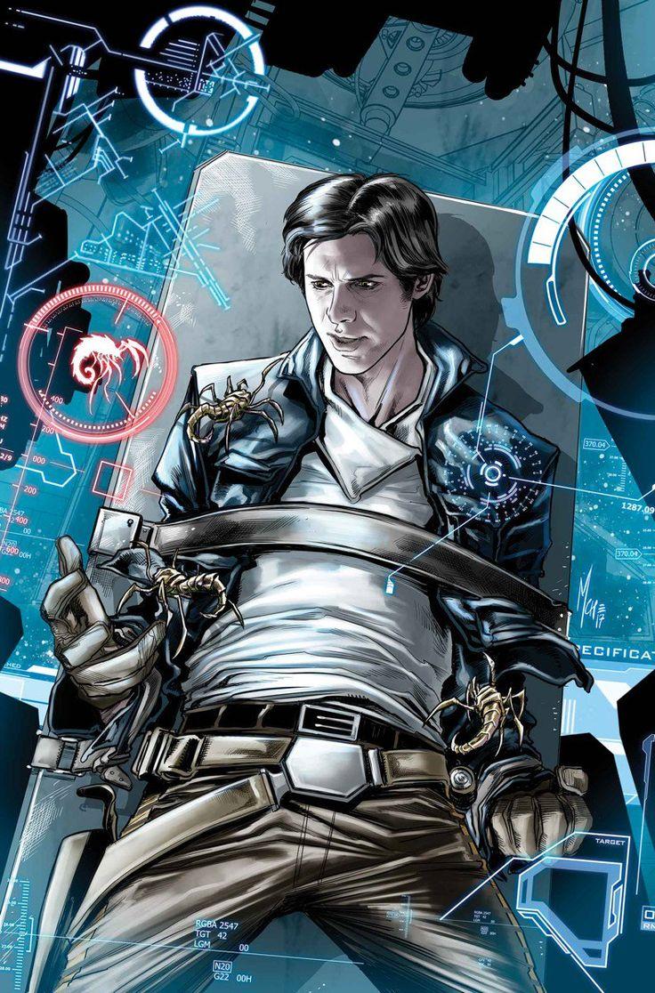 Un po' di esperimenti sul povero Han Solo (via @3mpireshopsback)
