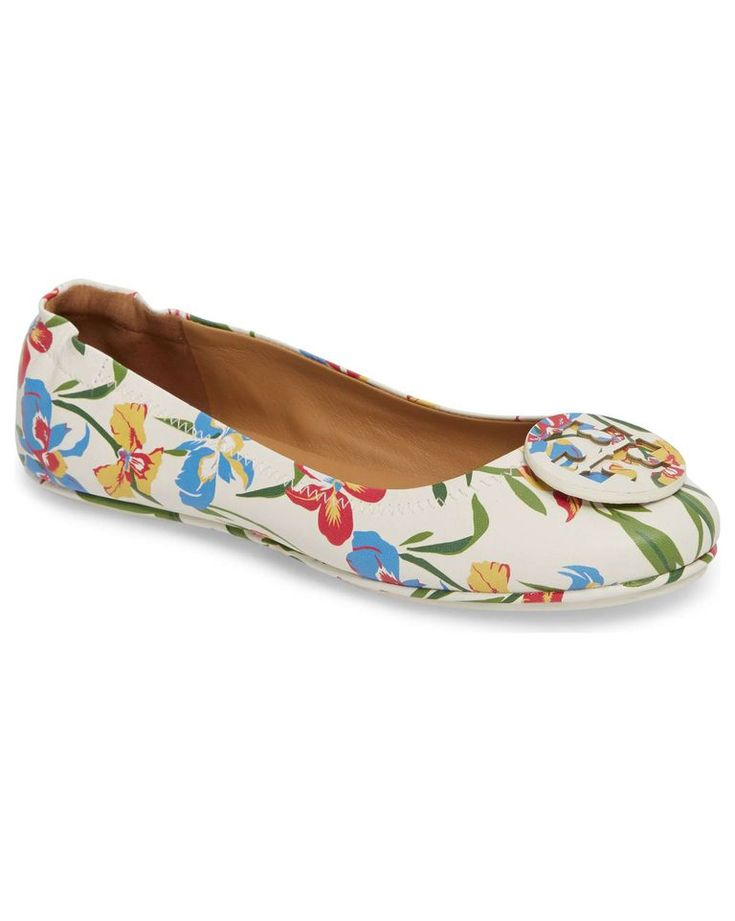 These Tory Burch ballet flats really put some spring in your step.