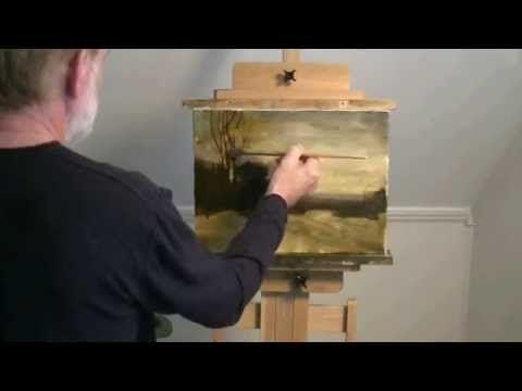Dennis Sheehan Painting Demo