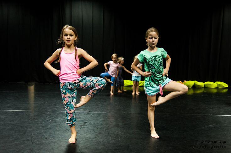 Małe Centrum Lata - półkolonia dla dzieci #krakow #dladzieci #taniec #teatr #cyrk
