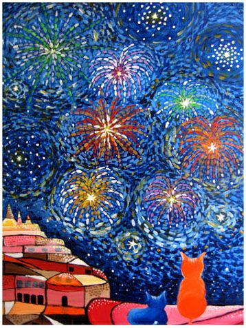Google Image Result for http://www.catmasutra.com/images-cat-art-exhibition2/p_fireworks.jpg