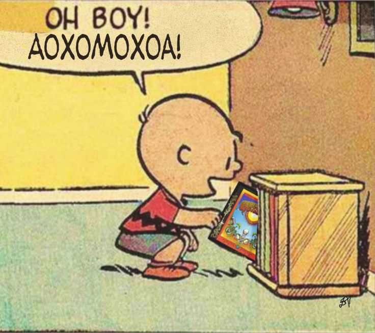 You Re A Good Man Charlie Brown Grateful Dead In 2019