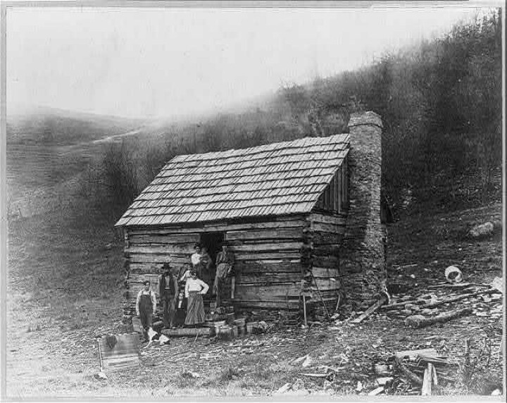 122 best old old log cabins images on pinterest log for Appalachian mountain cabins