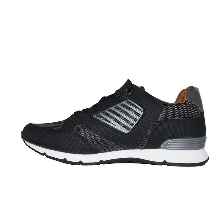 lotto R3250 FULTON Siyah Erkek Günlük Spor Ayakkabısı