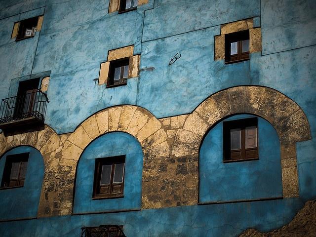 Blue House (Cuenca, Spain)