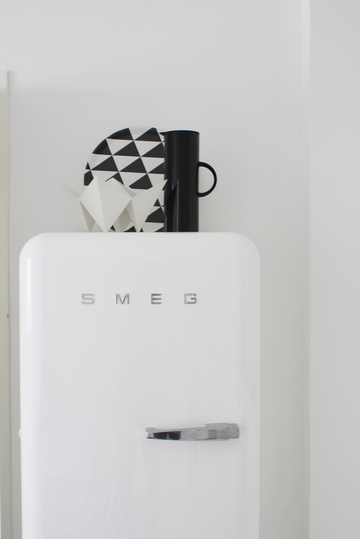 I love SMEG fridges...